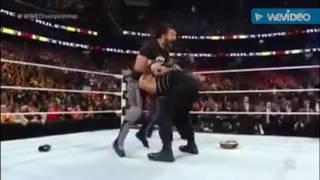 WWE-Seth Rollins-Pedigree Compilation 2016