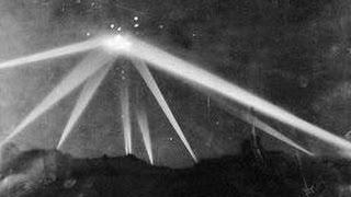 UFO Battle Of Los Angeles Original Footage & Broadcast   February 26, 1942
