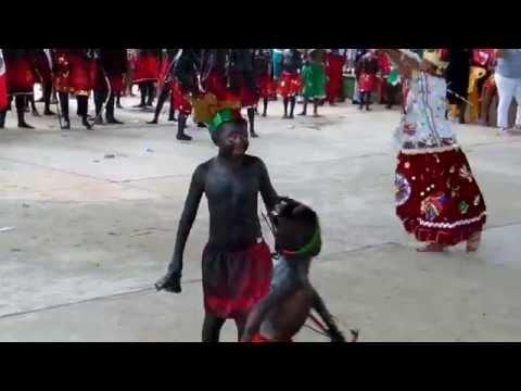 El Polvorín Marquelia. Danza de los apaches 2014 HD VIDEO