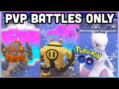 Xxx Mp4 JUST PVP BATTLES IN POKEMON GO MASTER ULTRA Amp GREAT LEAGUE BATTLES 3gp Sex
