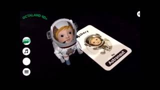 Astronaut Augmented Reality