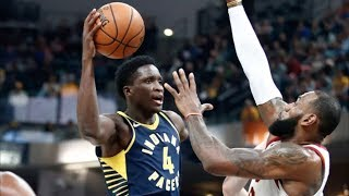 Pacers Snap Cavs 13 Game Win Streak! Derrick Rose Update, 2017-18 Season