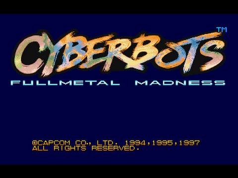 Sega Saturn Longplay 029 Cyberbots Fullmetal Madness