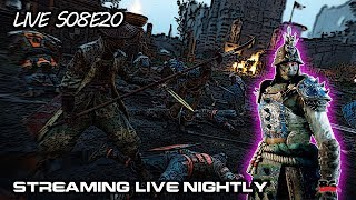For Honor Gaming Live S08E20 01/09/2018