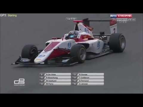 Xxx Mp4 GP3 2016 Round 1 Spain Race 1 3gp Sex