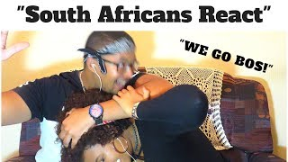 YoungstaCPT - Kaapstads Revenge & We Go Bos (South Africans React)