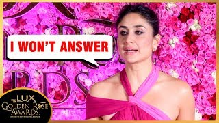 Kareena Kapoor Khan RUDE Behaviour On Sharing Makeup Artist With Sara Ali Khan | Golden Rose Awards