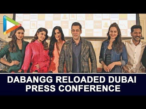 Xxx Mp4 EXCLUSIVE Dabangg Reloaded Dubai Press Conference Salman Khan Katrina Kaif Sonakshi Sinha 3gp Sex