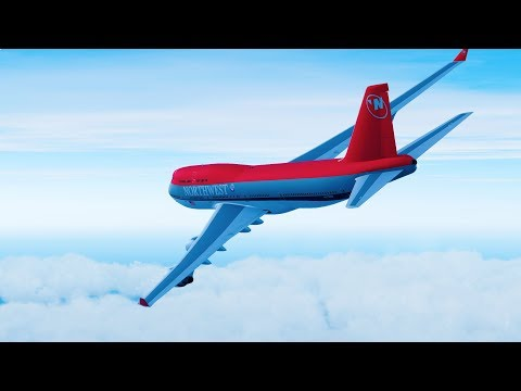 Turning Point Northwest Airlines Flight 85 P3D