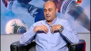 الكابتن عمرو انور والفرق بين تطوير الكره السعوديه والمصريه