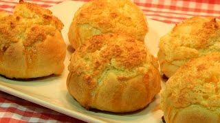 Cómo hacer pan de Dios receta fácil paso a paso
