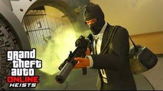GTA 5 HEIST PAYOUT | THE FLEECA JOB