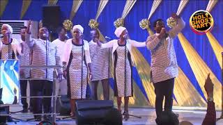 RCCG Praise Team: February 2018 Holy Ghost Party