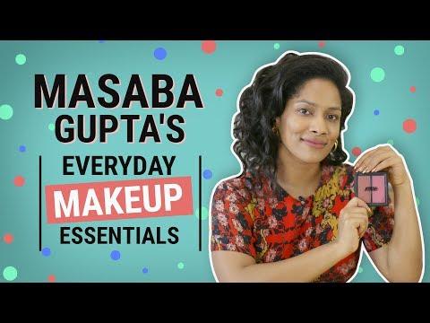 Xxx Mp4 Masaba Gupta What S In My Makeup Bag Pinkvilla Fashion Bollywood 3gp Sex