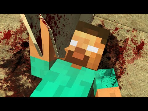 I KILLED HEROBRINE | Gmod Sandbox w/ Golubovic