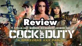 Cock Of Duty: A XXX Parody REVIEWED!