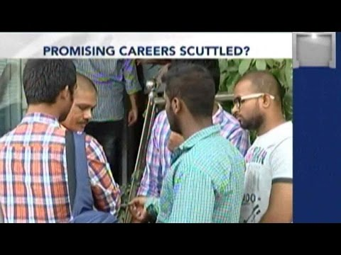 Up South Indian Students Deported From US