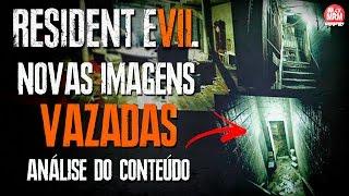 Resident Evil 7 - NOVAS IMAGENS DE APRESENTAÇÃO VAZADAS / Análise das Fotos