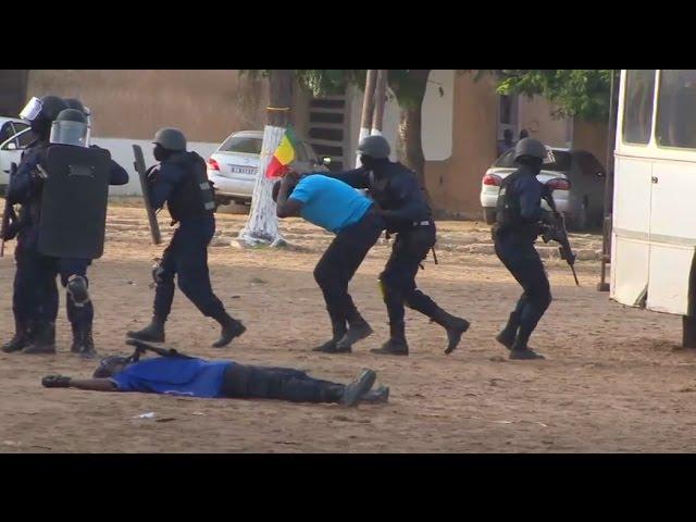 Sénégal - France - Questions sécuritaires