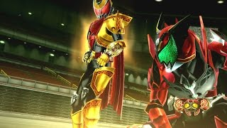 Kamen Rider Battride War Genesis - Kiva & Dark Kiva Gameplay