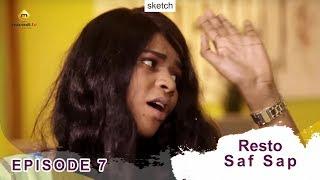 Sketch - Resto Saf Sap - Episode 7