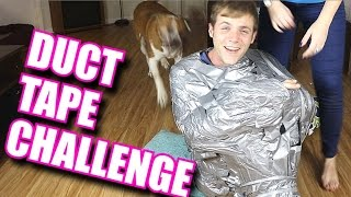 Duct Tape Your Whole Body - Paintball To The Face - Dying My Hair Pink | TC #149