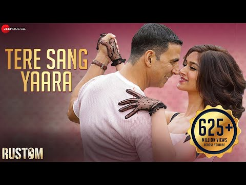 Tere Sang Yaara - FULL SONG | Rustom | Akshay Kumar & Ileana D'cruz | Atif Aslam | Arko | Love Songs