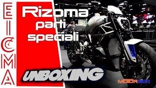 Rizoma | Unboxing Eicma 2016
