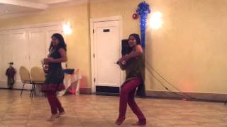 Radha, Balam Pichkari, Dilliwaali Girlfriend Dance