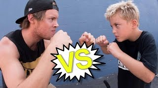 Ryan Williams vs Rocco Piazza Game of S.C.O.O.T │ The Vault Pro Scooters