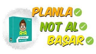 Planla, Not Al, Başar! - Akıllı Takip Ajandası