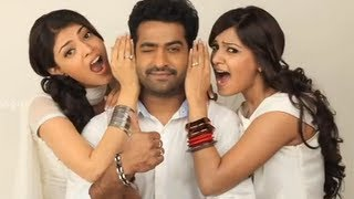 Jr NTR's Brindavanam Unseen Pics - Kajal, Samantha
