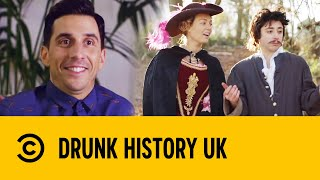 Charles II on The Run From Oliver Cromwell | Drunk History