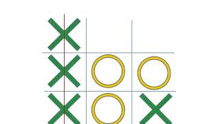 Tic Tac Toe - Never Lose (Usually Win)