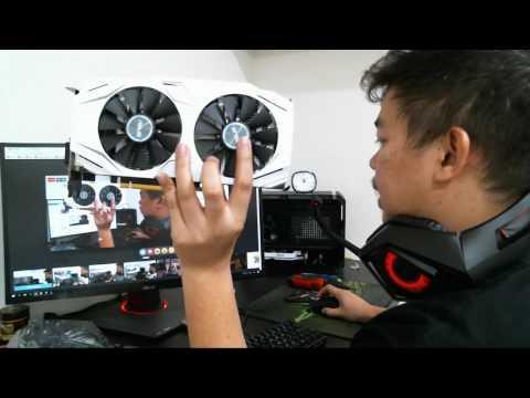 Xxx Mp4 ADBIG L เปิดซิง Review สด ASUS Dual GTX1060 3GB GDDR5 เสือขาวงานดี GTA 5 Ultra ลื่นๆ 2 3gp Sex