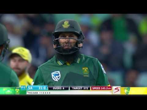 South Africa vs Australia - 3rd ODI - Match Highlights