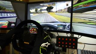 iRacing - GT3 Challenge at Mt.Panorama Onboard