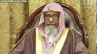 حكم نظر المرأه للرجال في التلفاز الشيخ الفوزان