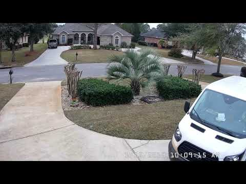 Xxx Mp4 Amazon Delivery Drives Through Lawn For Fifth Time After Being Asked Not To Use Circle Driveway 3gp Sex