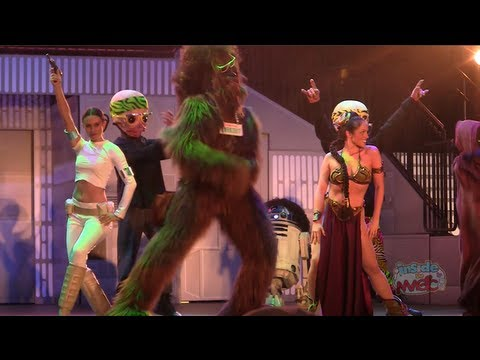 Xxx Mp4 Chewbacca Slave Leia More Dance To LMFAO In Dance Off With The Star Wars Stars 2012 3gp Sex