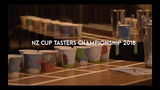 New Zealand Cup Tasters Championship 2018 | NZ Specialty Coffee Association