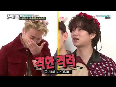 Xxx Mp4 Weekly Idol Super Junior Ep 328 Sub Indo 3gp Sex