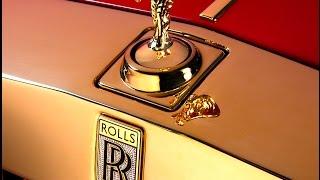 Rolls-Royce Phantom Gold Bespoke 2017 Video Making Of Rolls-Royce Phantom Interior 13 Hotel CARJAM