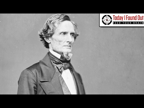 What Ever Happened to Confederate President Jefferson Davis