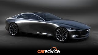 Mazda Vision Concept | Tokyo Motor Show