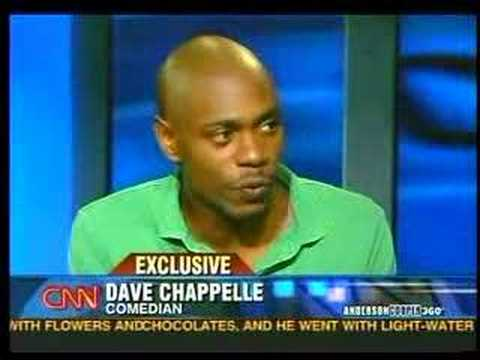 Anderson Cooper 360 Dave Chappelle Pt. 2 of 2