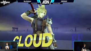 AON Smash 4 #086 Winners Bracket CSL Max Ketchum vs Why Do Bad Things Happen to Good People