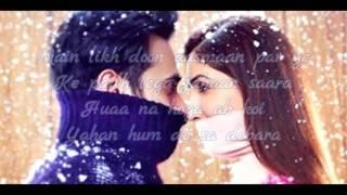Hua Hain Aaj Pehli Baar Full Song Karaoke With Lyrics • Sanam Re • 2016 •
