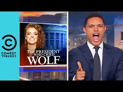 Michelle Wolf Roasts Sarah Huckabee Sanders The Daily Show With Trevor Noah