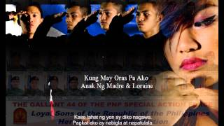 Kung May Oras Pa Ako -  Anak Ng Madre & Loraine ( Breezy Music Phil. ) ( Tribute to Fallen 44 )
